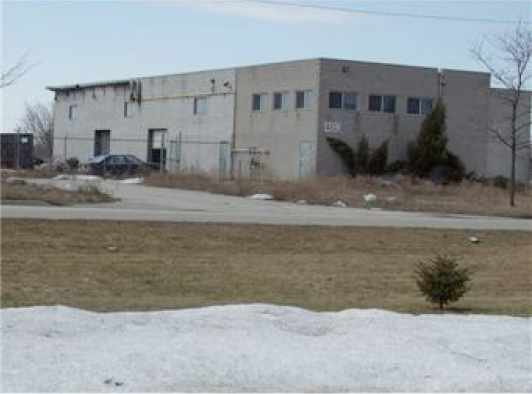 Industrial Building For Sale Sarnia